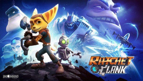 لعبة راتشت أند كلانك Ratchet & Clank